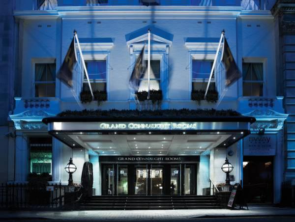 De Vere Grand Connaught Rooms Holborn  Venue Hire  Big Venue Book