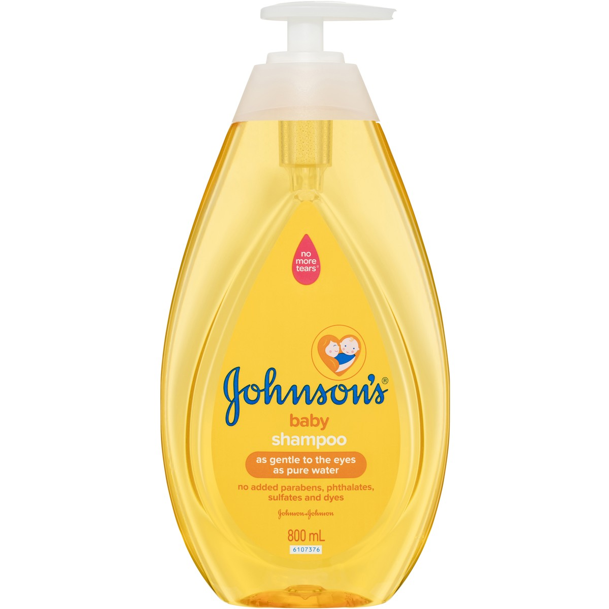 Johnson's Baby Shampoo 800mL | BIG W