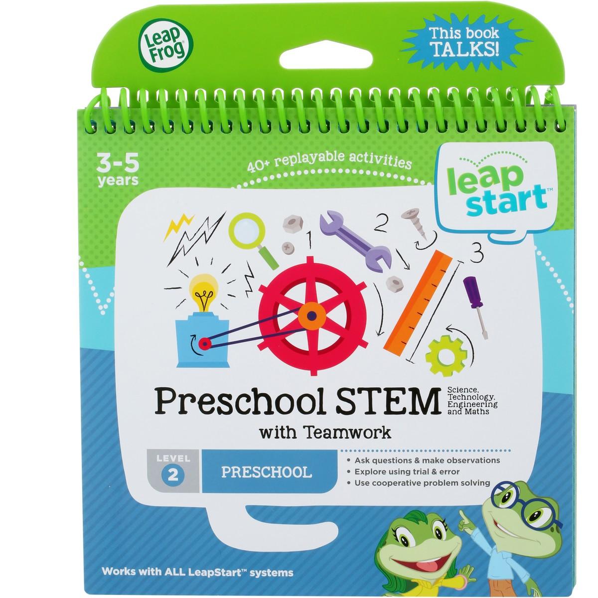 Leapfrog Leapstart Preschool Stem
