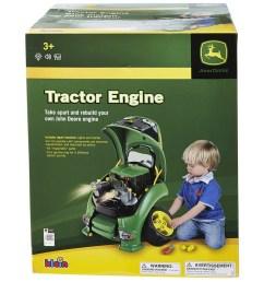 john deere tractor engine [ 1200 x 1200 Pixel ]