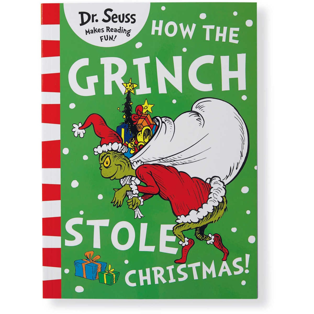 How The Grinch Stole Christmas Yellow Back Book Edition