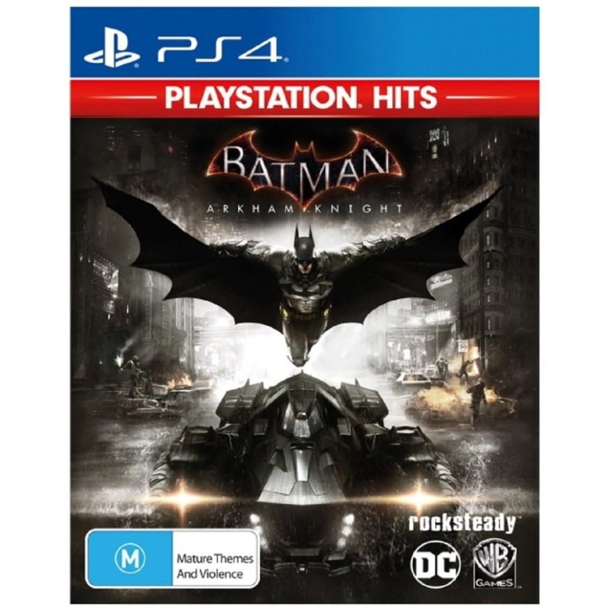 Playstation Hits Batman Arkham Knight | PlayStation 4 | BIG W