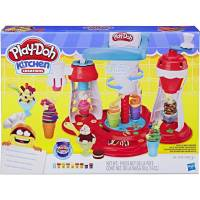 Play-Doh Kitchen Creations Ultimate Swirl Ice Cream Maker ...
