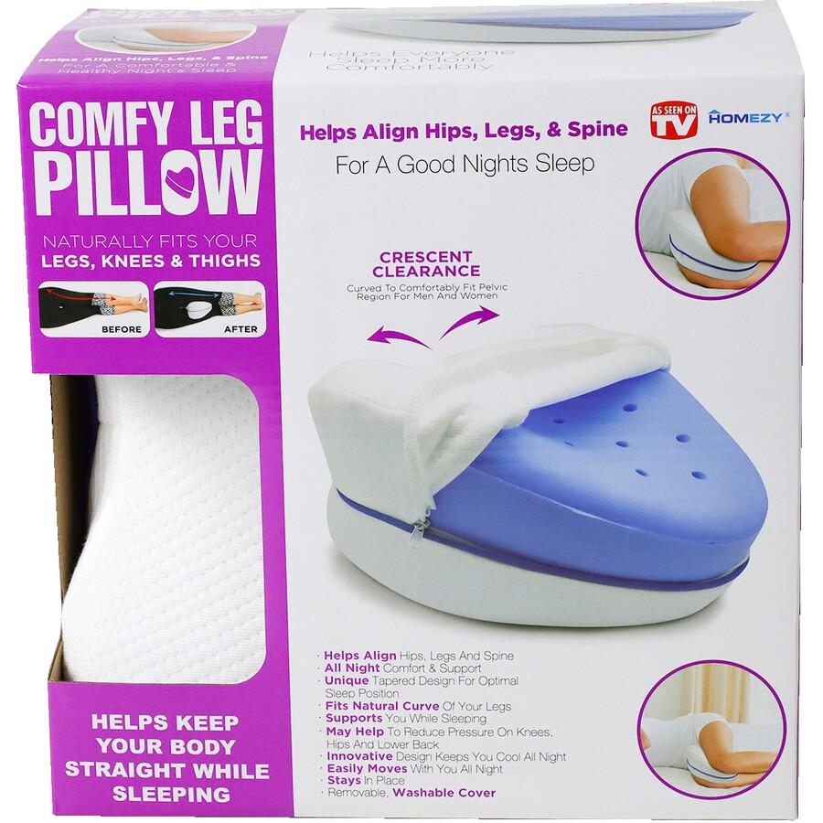 as seen on tv comfy leg pillow