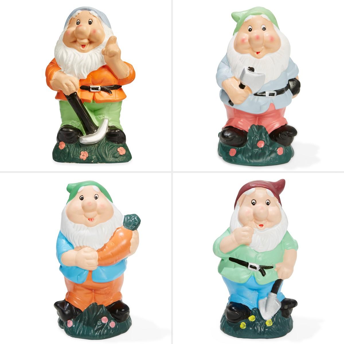 Garden Gnomes Assorted Big W