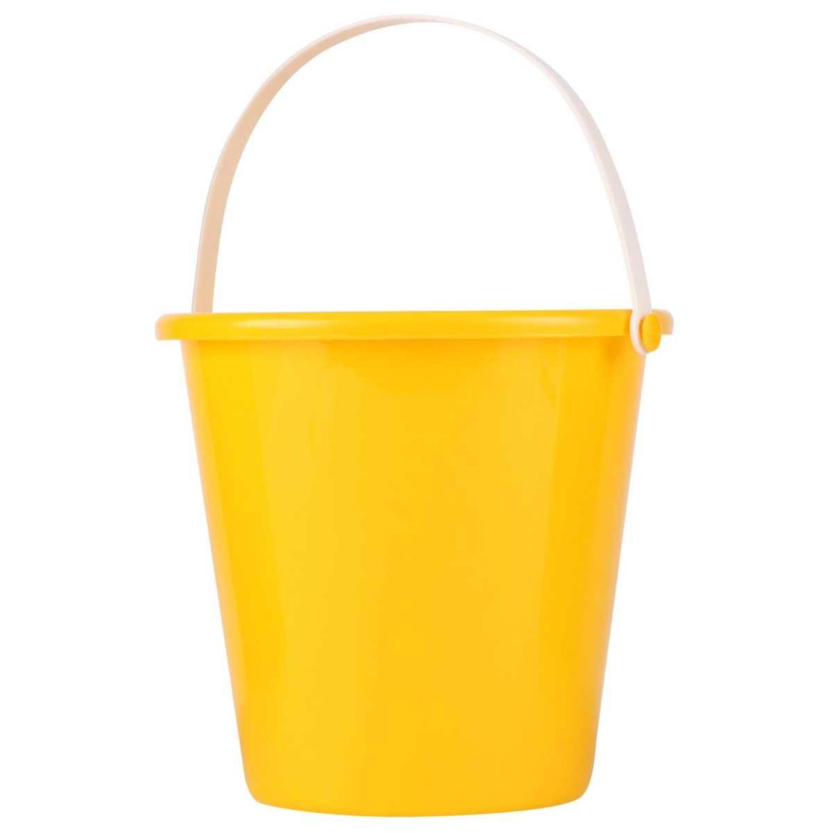 large bucket assorted