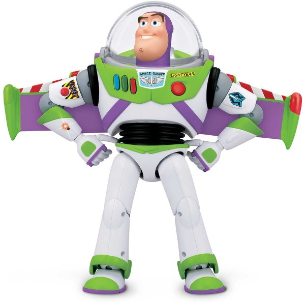 Toy Story Classic Talking Buzz Lightyear Big