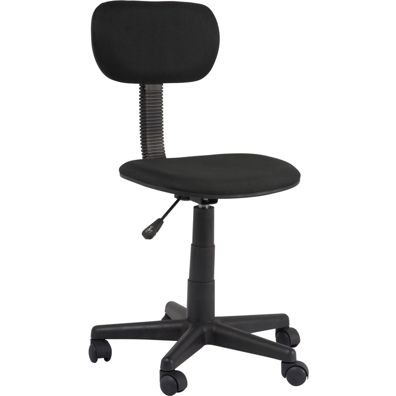 stool chair big w diy hammock stand office furniture home paige student black