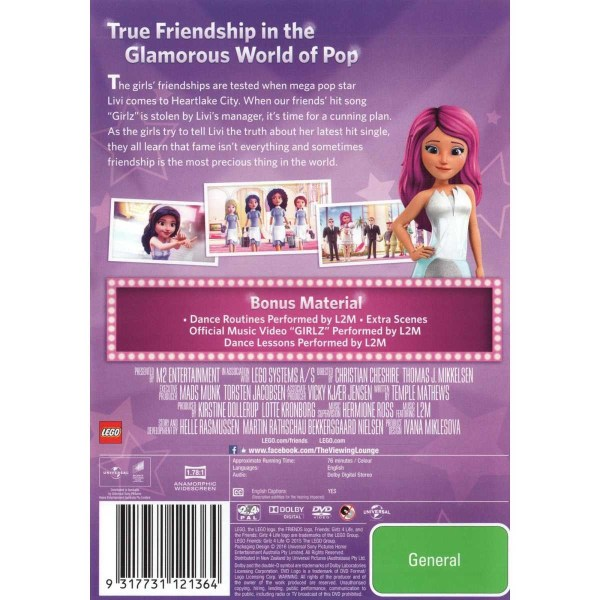20 Lego Friends Girlz 4 Life Blu Ray Pictures And Ideas On Meta