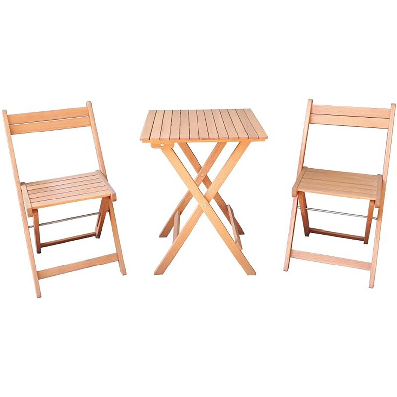 3 piece outdoor table and chairs double camping garden living home big w house timber bistro set