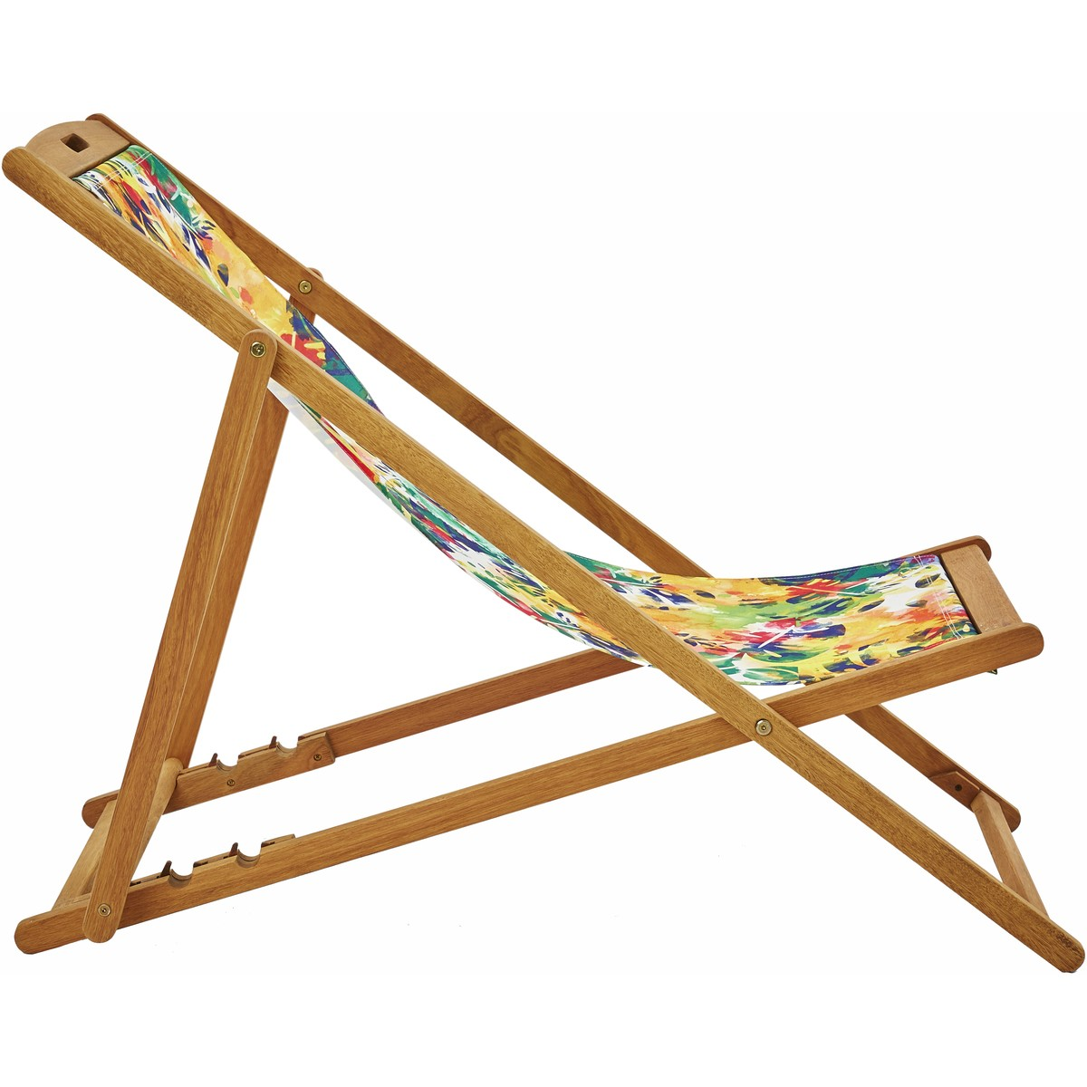deck chair images lafuma lacing cords house home outdoor with wooden frame big w