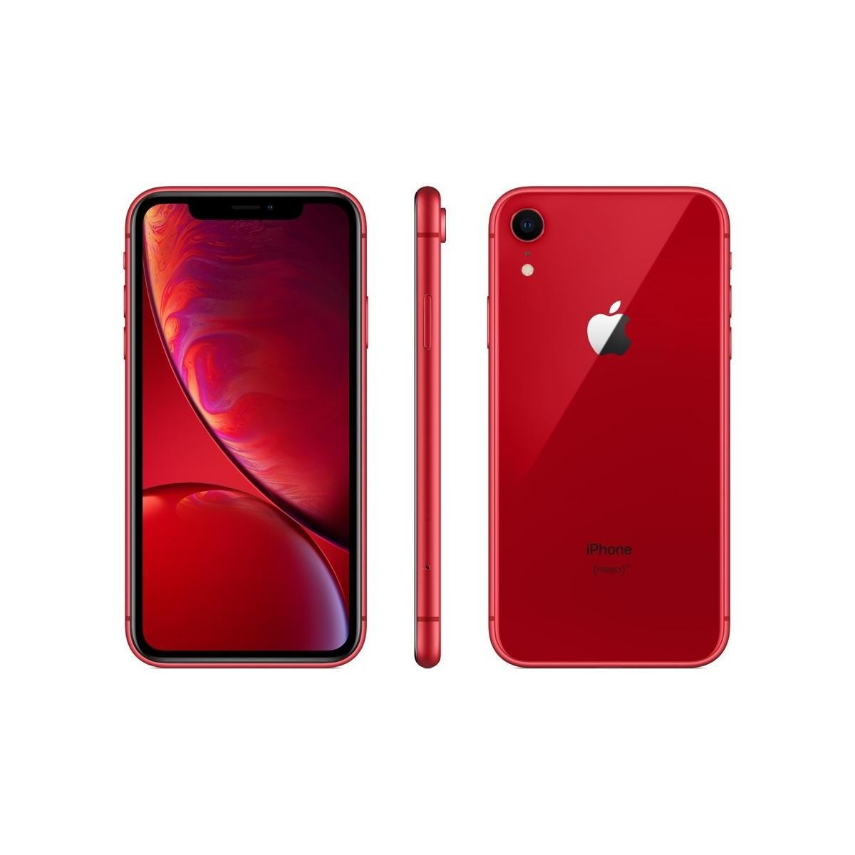 Apple iPhone XR 64GB - (Product) RED | BIG W