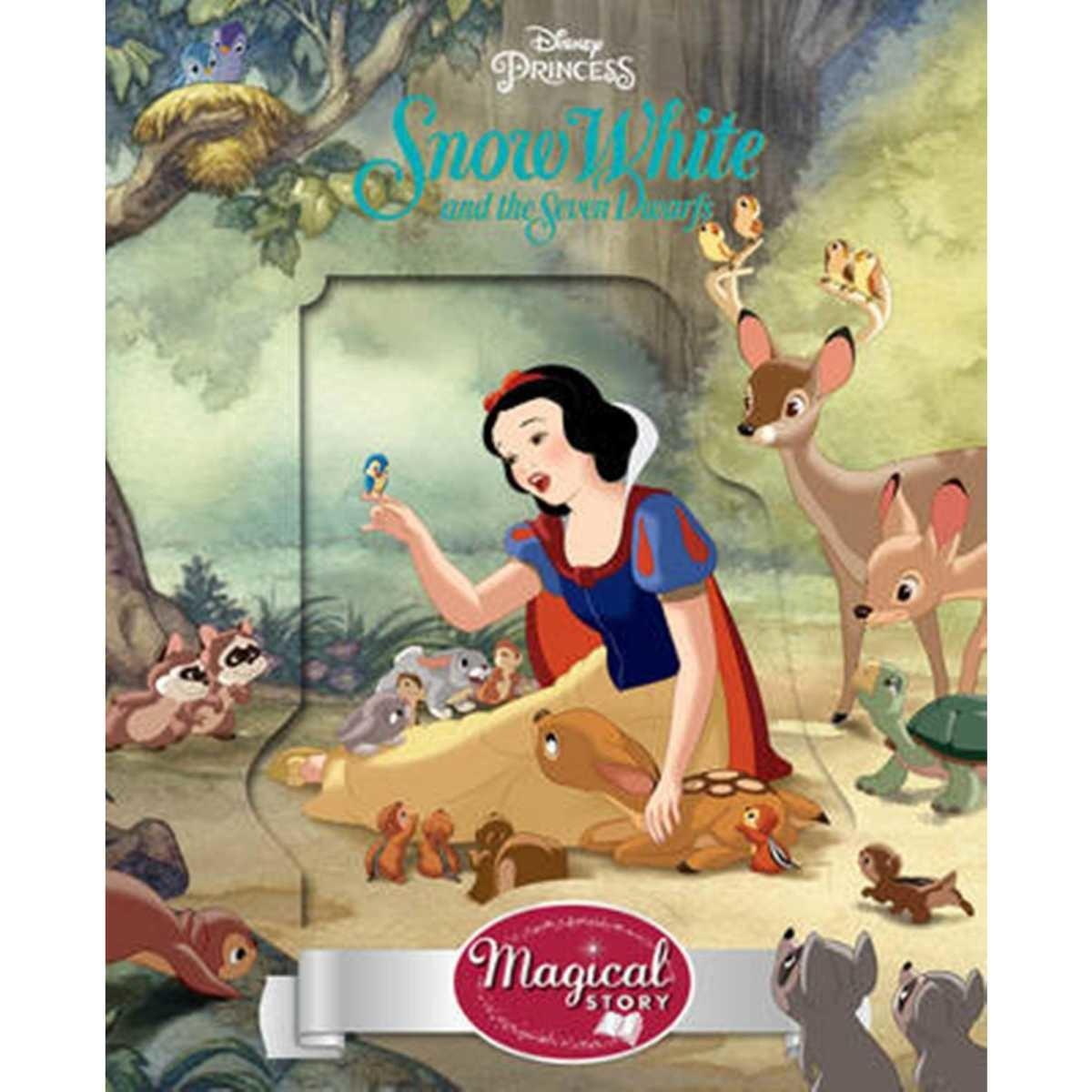 Disney Princess Snow White And The Seven Dwarfs Magical
