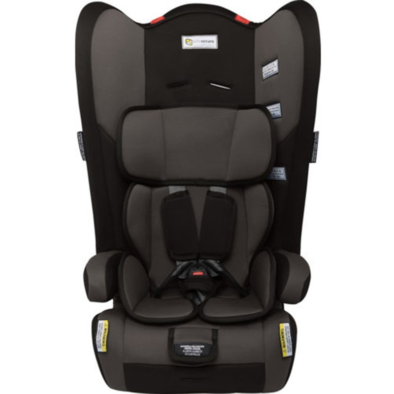 hanging chair big w stool room booster seats baby kids infasecure rally ii car seat blackberry