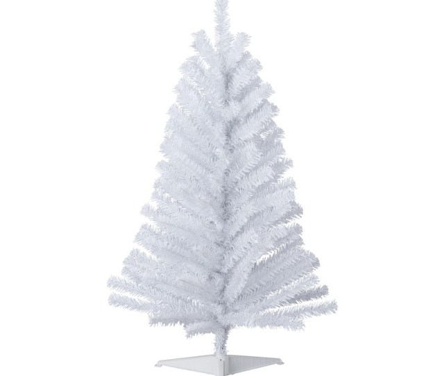 Christmas Cm Mini Tree White