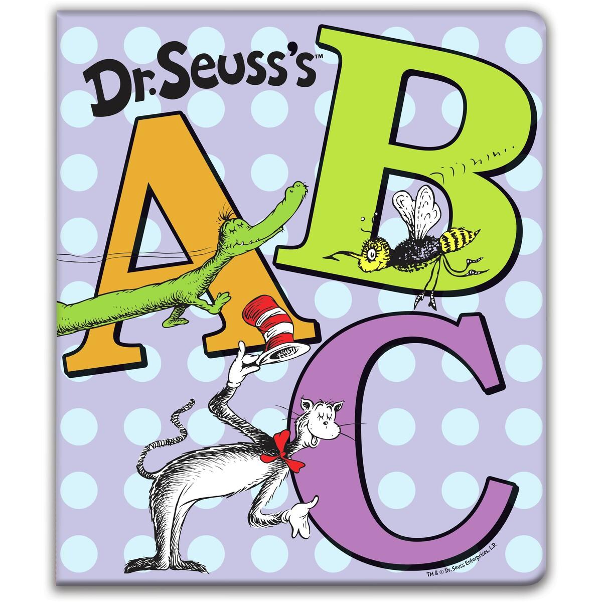 Dr Seuss S Board Book Abc