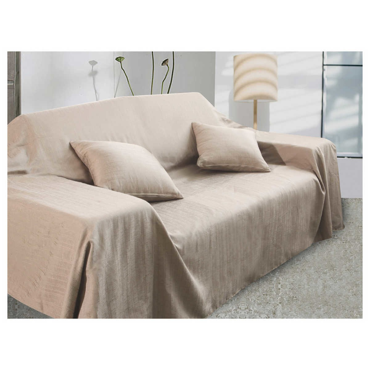 big w sofa cushions bed springs house home palos decorator 3 pack cream 2 seater need more time