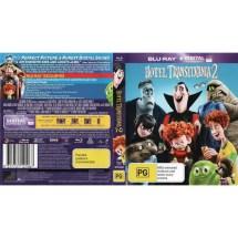 Hotel Transylvania 2 Blu-ray Big