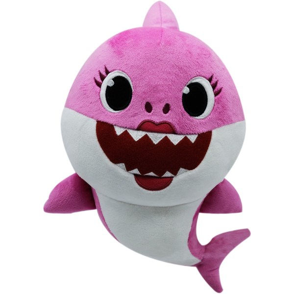 Pinkfong Baby Shark Singing Plush Assorted BIG W