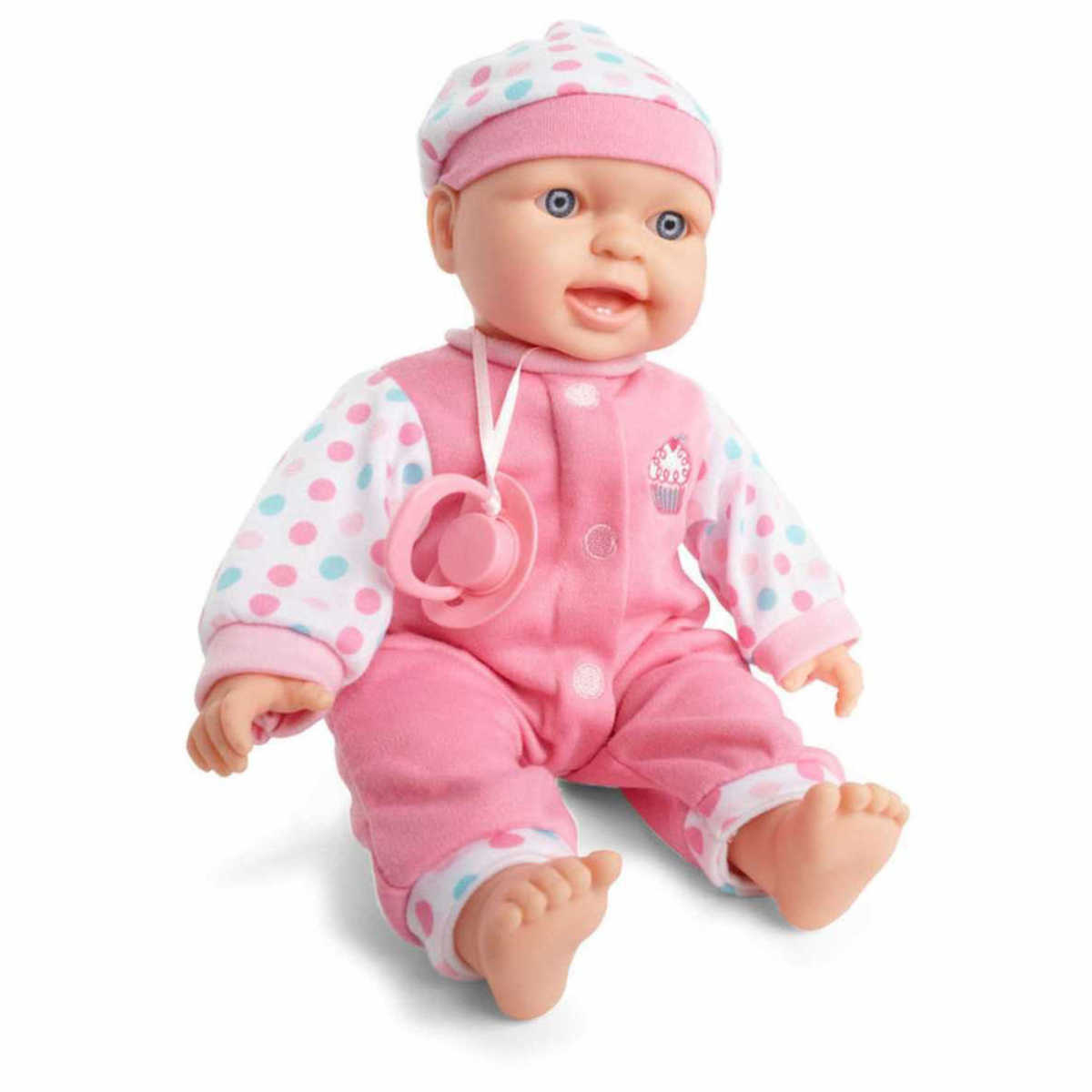 Tinkers Baby Doll 35 cm Pink