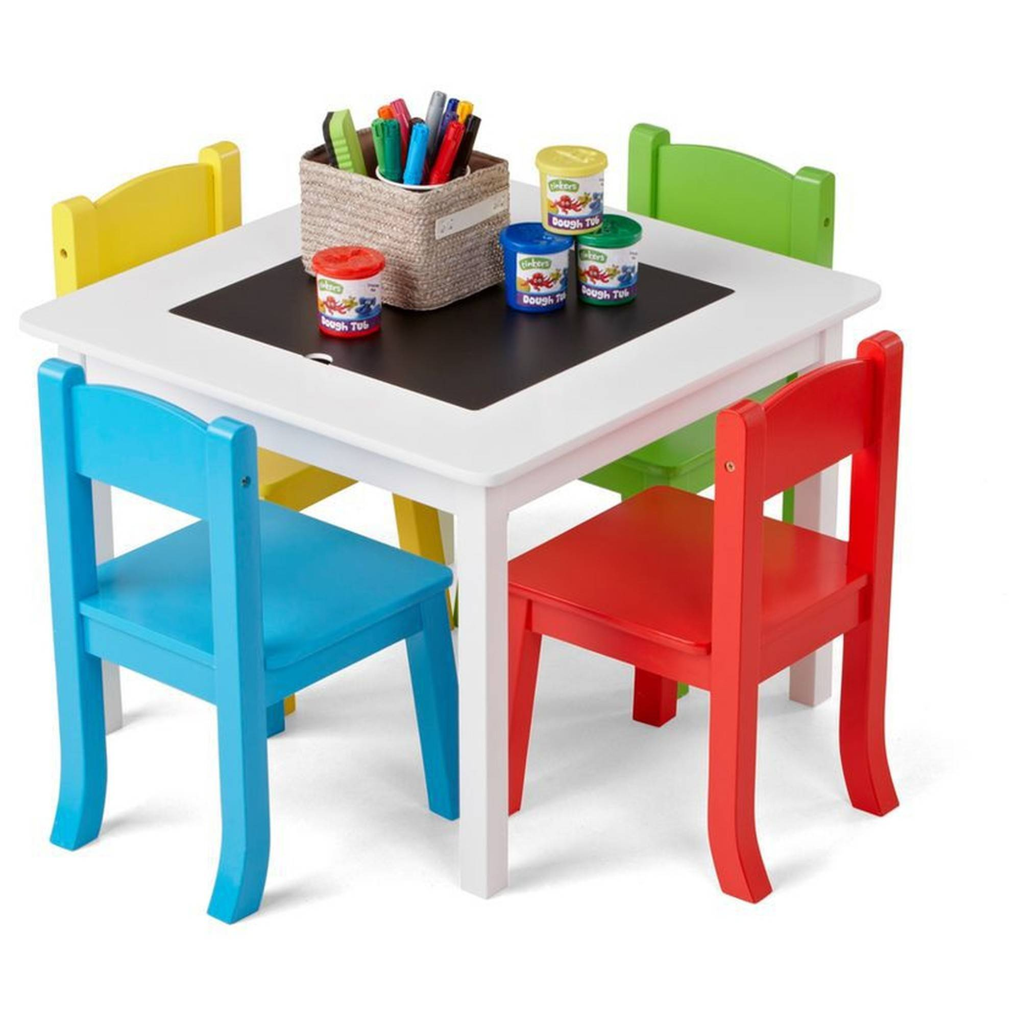 Tinkers Drawing Board Table and Chairs  BIG W