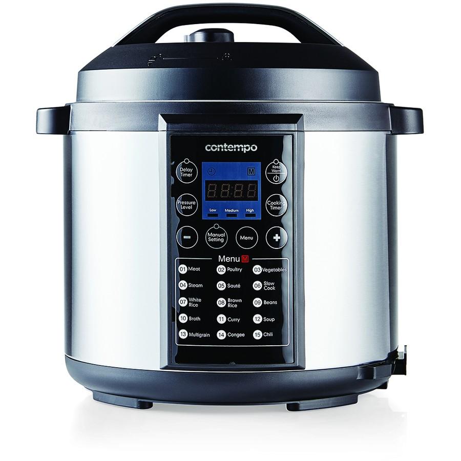 Contempo 5in1 Pressure Cooker 6Litre  BIG W