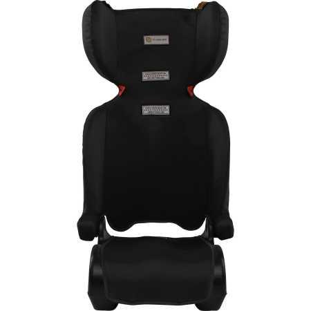 InfaSecure Traveller Booster Seat  Black  BIG W