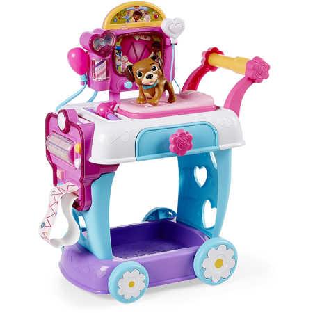 Doc McStuffins Toy Hospital Care Cart  BIG W