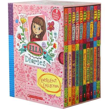 Ella Diaries Excellent Collection Boxset BIG W
