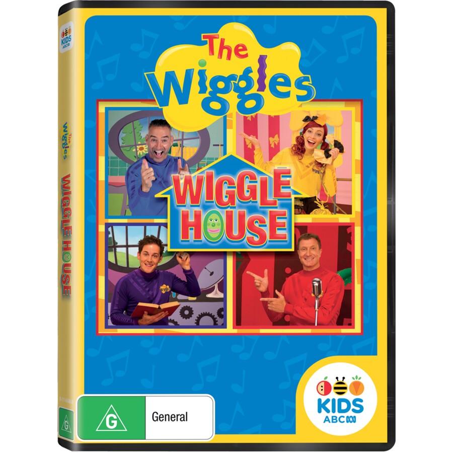baby toy high chair set korum fishing ebay the wiggles: wiggle house | dvd big w