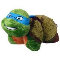 Teenage Mutant Ninja Turtles Pillow Pet - Leonardo   BIG W