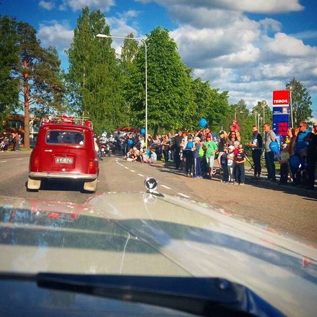 Suonenjoen Mansikkakarnevaalit, Strawberry Festivals at Suonenjoki.