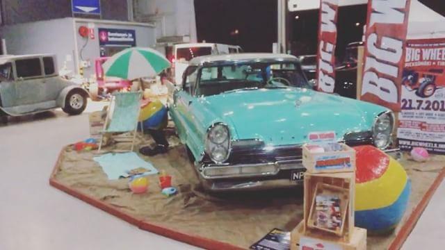 Welcome to visit Big Wheels stand at Yankee Car Show, Lahti, Finland. Tervetuloa Big Wheels -osastolle Lahden Jenkkiautonäyttelyyn.