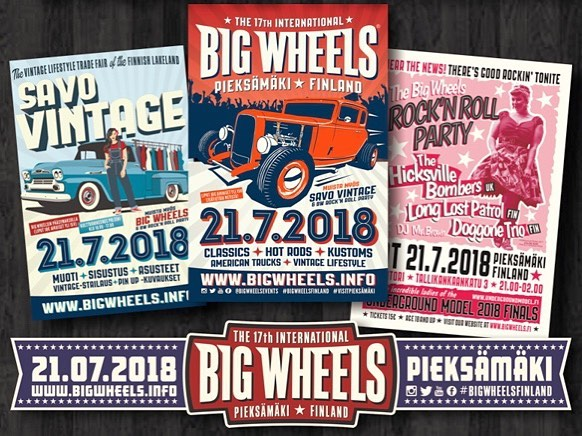 Big Wheels is getting closer day by day! ️