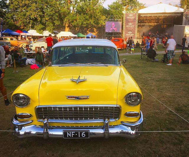 American Beauty Car Show, Haapsalu, Estonia.