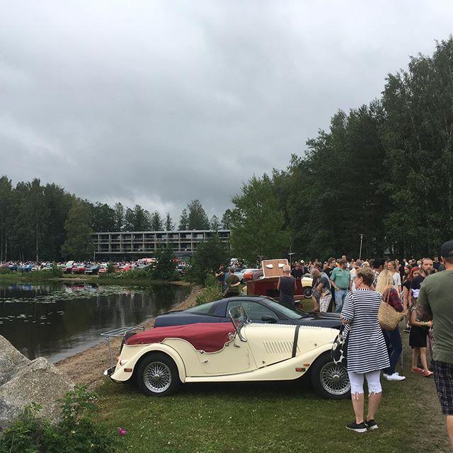 Big Wheels 21.7.2018, Pieksämäki, Finland.