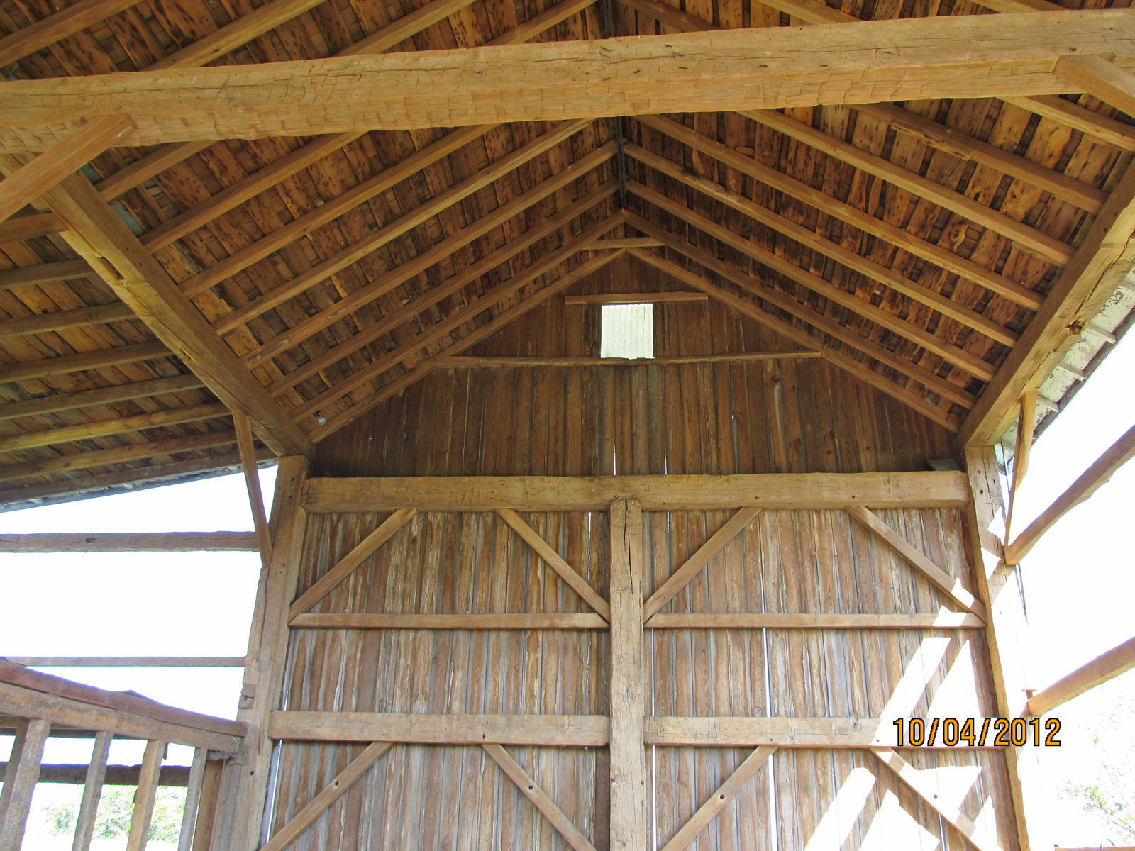 barn kits  Big Wood Timber Frames