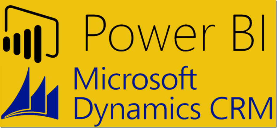 Dynamics CRM and Power BI