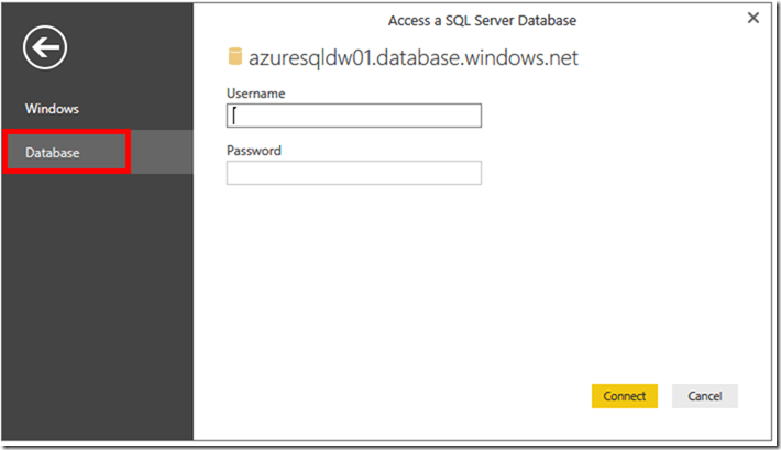 Azure SQL Data Warehouse and Power BI 08