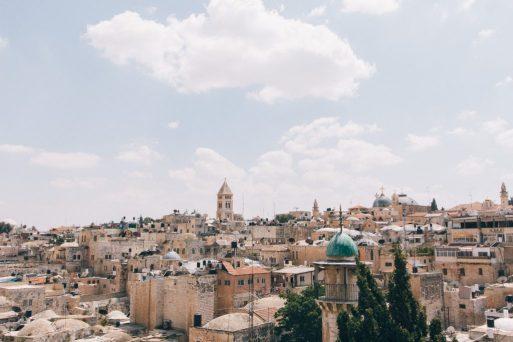 Jeruzalem en biddag