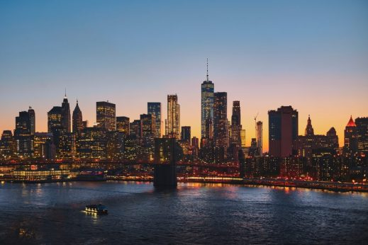 Zendingreis naar New York