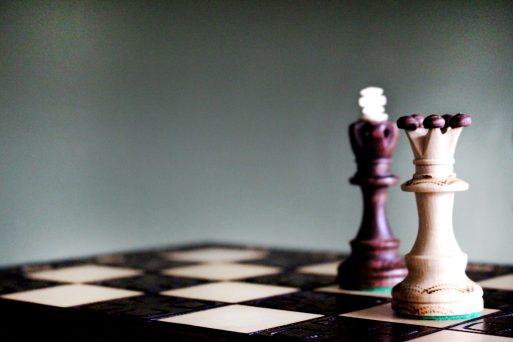 Koningsdag met de Koning, schaakspel