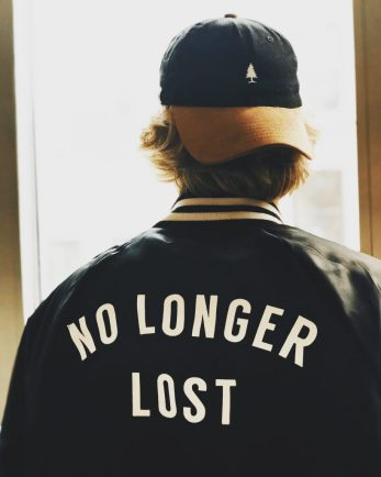 No longer lost, praten mét God