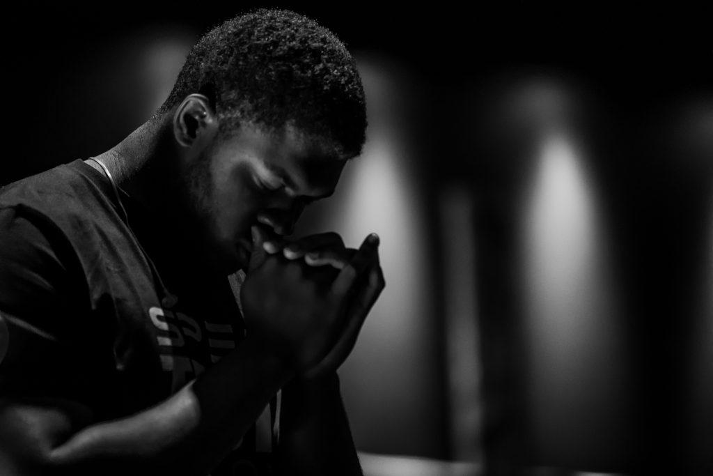bidden door de Heilige Geest