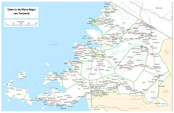 Mara Regio talen