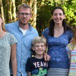 Familiefoto Mei 2020 (zoom)