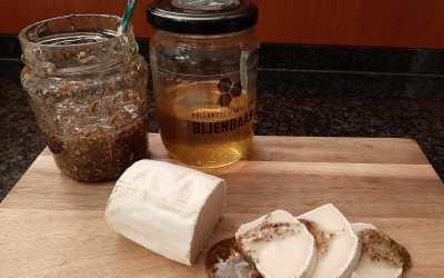 Seeded Honey