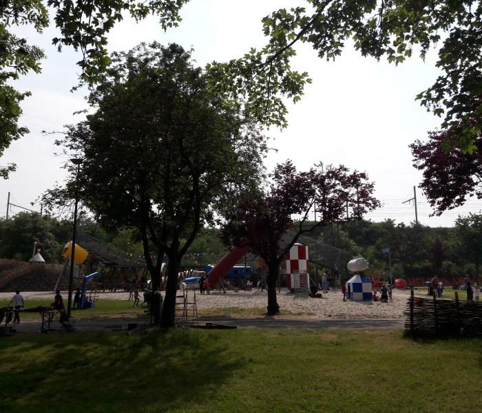 Heldenland: echt een toffe speeltuin !