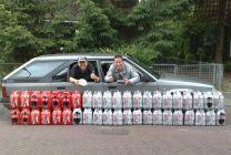Coca Cola van de AH