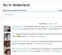 Nu in Nederland